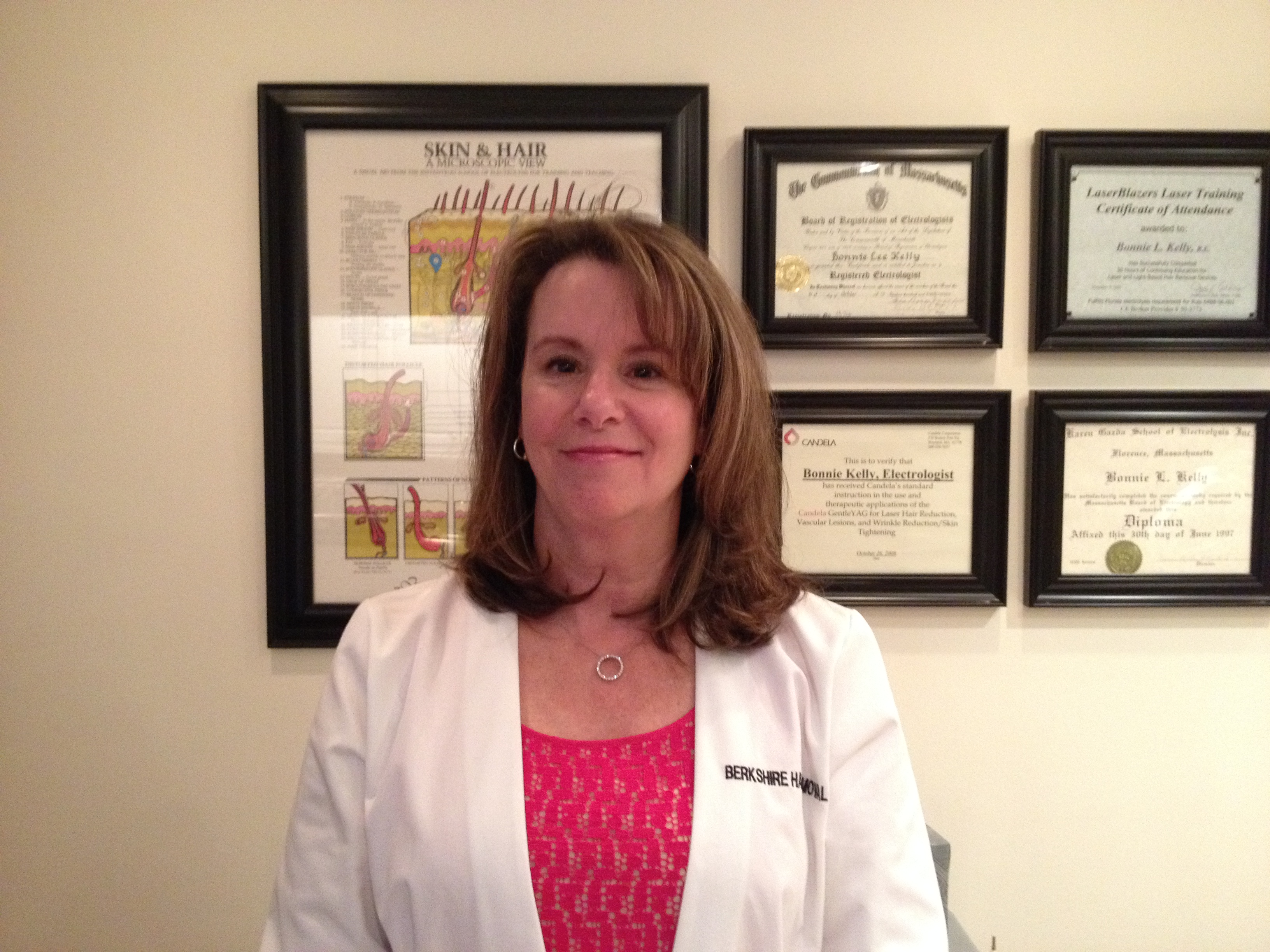 bonnie kelly registered electrologist pittsfield ma 01201